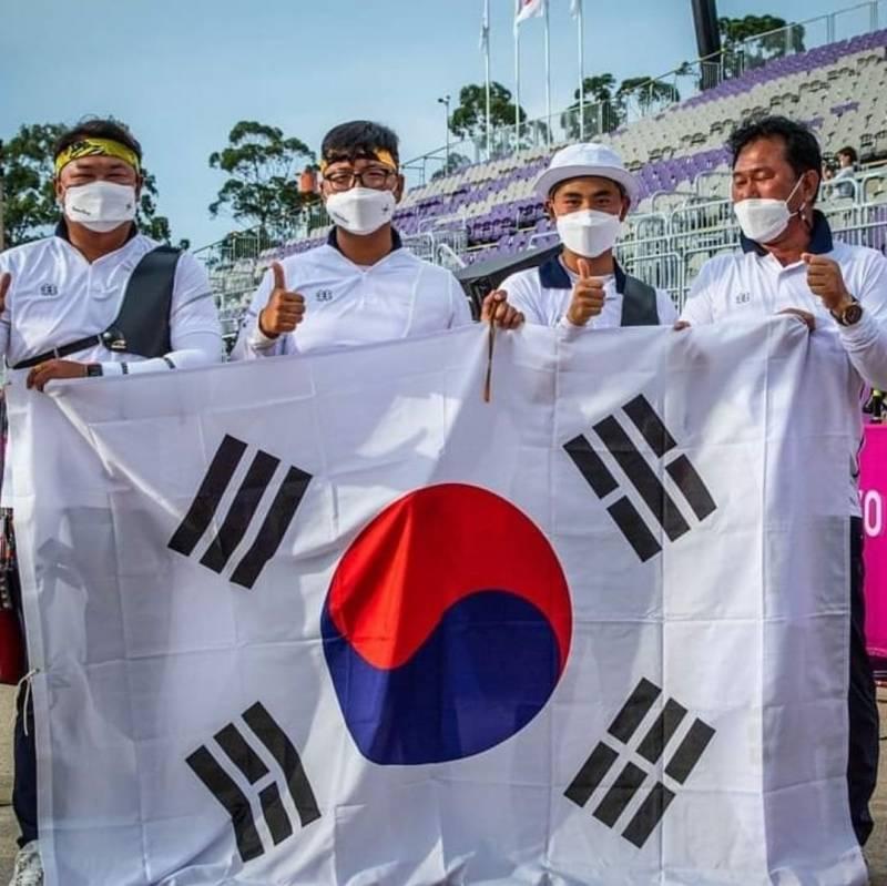김제덕 선수 인스타그램 업데이트..jpg   인스티즈