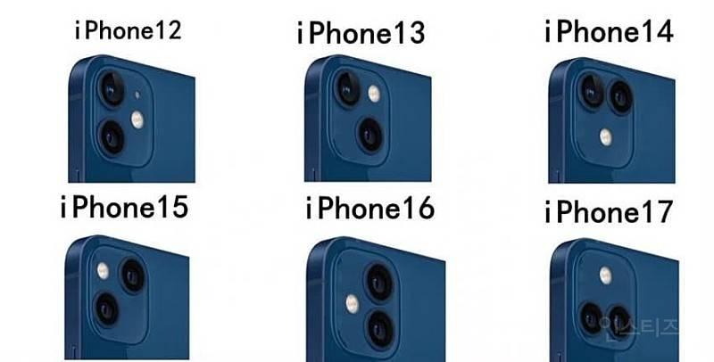 향후 아이폰17까지 카메라 정보 유출   인스티즈
