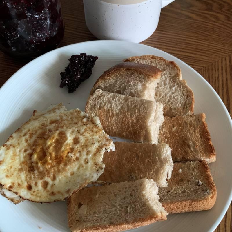 [먹었어요] 아침먹으려고 일찍 일어남 🍞   인스티즈