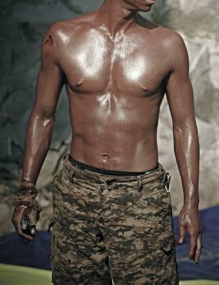남자 '어깨-골반'의 중요성 | 인스티즈