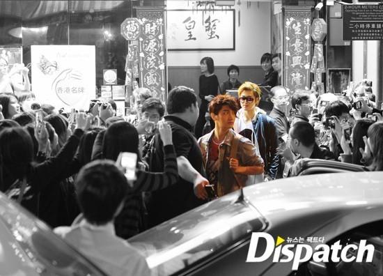 디스패치랑 파파라치가 포기한 아이돌 | 인스티즈
