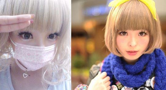눈과 눈썹만 있다면 누구든 흉내낼수있는 일본인 메이크업아티스트 자와찡이 흉내낸 우리나라 연예인들 | 인스티즈