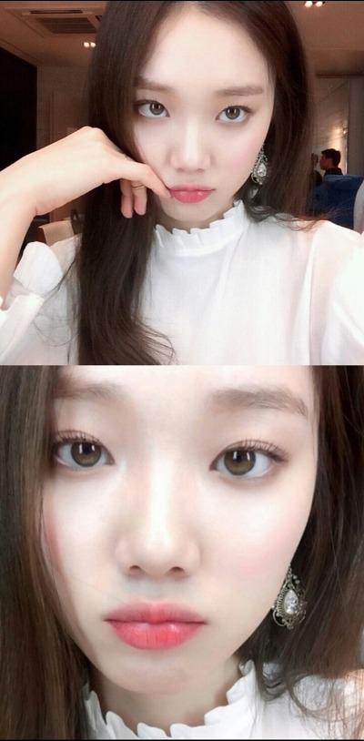 눈색깔 특이한 연예인 | 인스티즈