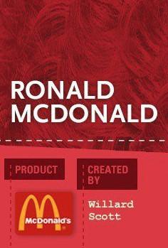 맥도날드 마스코트 변천사 | 인스티즈