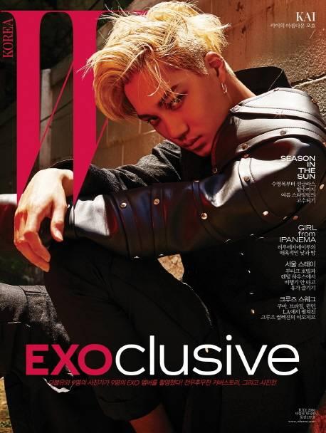 EXO 잡지 판매량으로 보는 멤버 인기 서열 | 인스티즈
