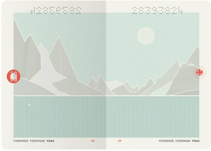 노르웨이 캐나다 여권....jpg | 인스티즈