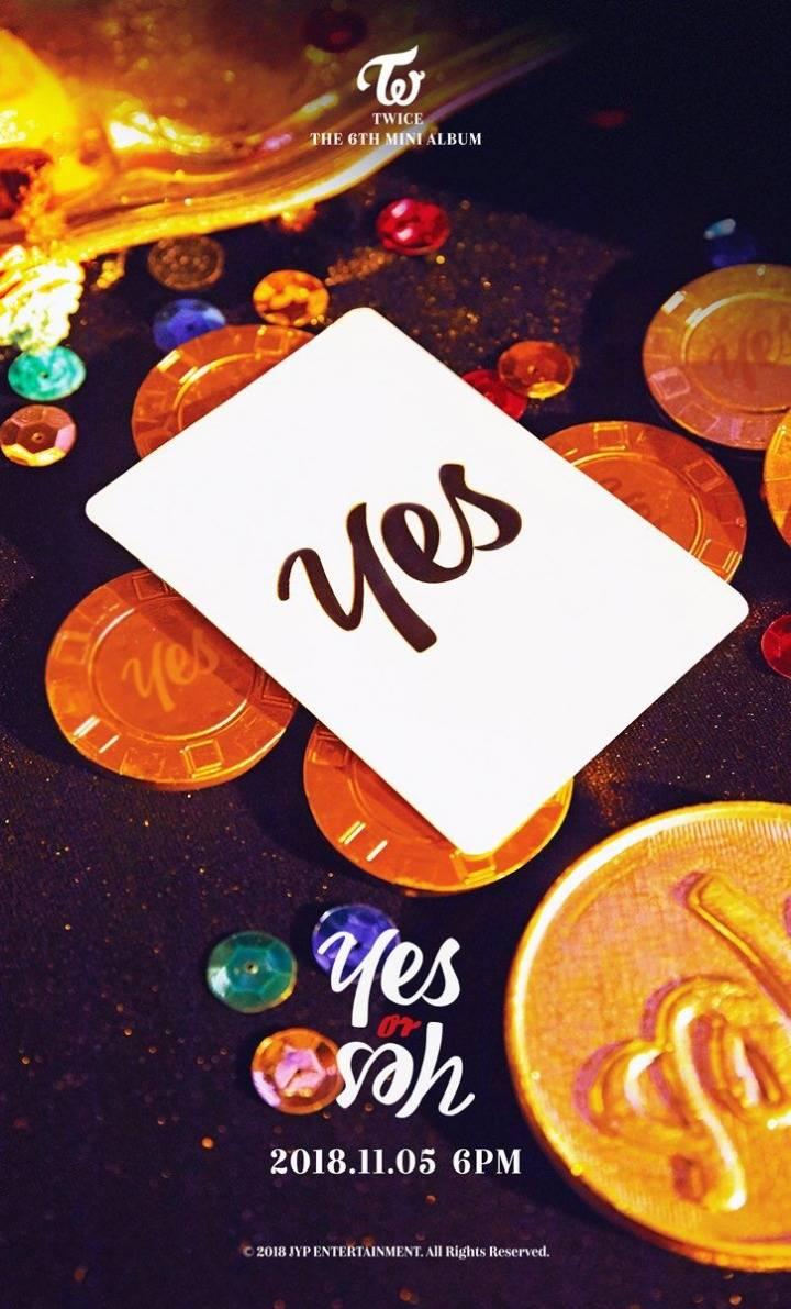 트와이스 미니 6집 Yes or Yes 티저 이미지 | 인스티즈