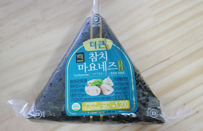 모두가 인정하는 삼각김밥계 원탑 ㅎㅎ....jpg | 인스티즈