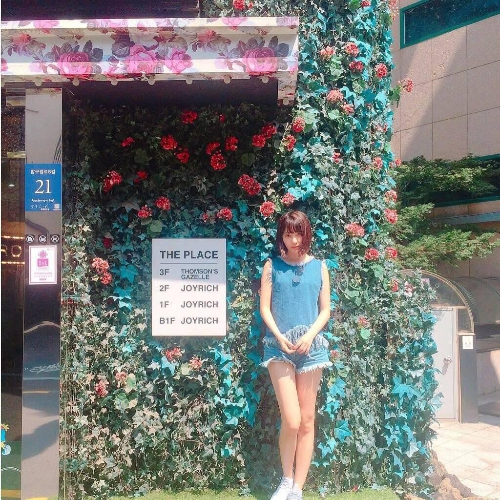 한국으로 여행 온 일본 아이돌.jpg   인스티즈