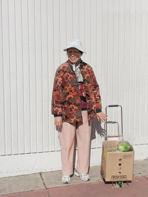 할아버지 할머니들의 스트릿 패션   인스티즈