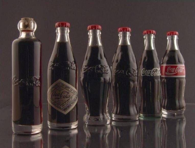 코카콜라 병의 진화 | 인스티즈