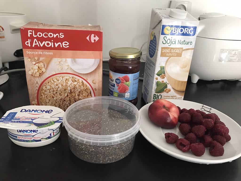 아침식사로 간단한 오버나이트 오트밀 만들기 | 인스티즈