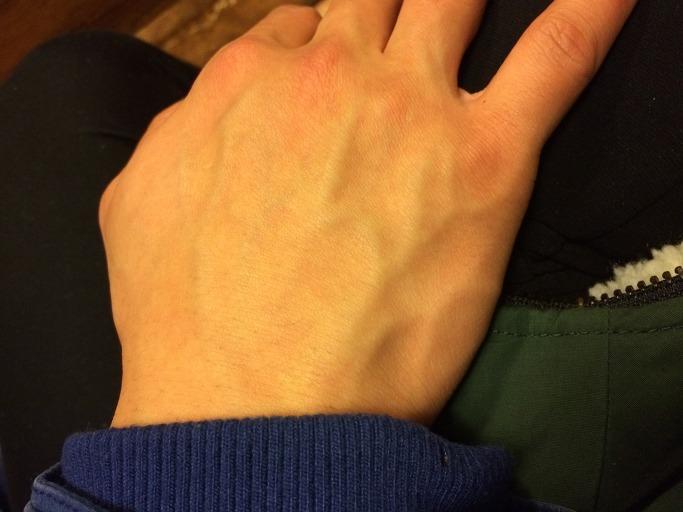 남자 손 유형 1 vs 2 vs 3.....jpg | 인스티즈