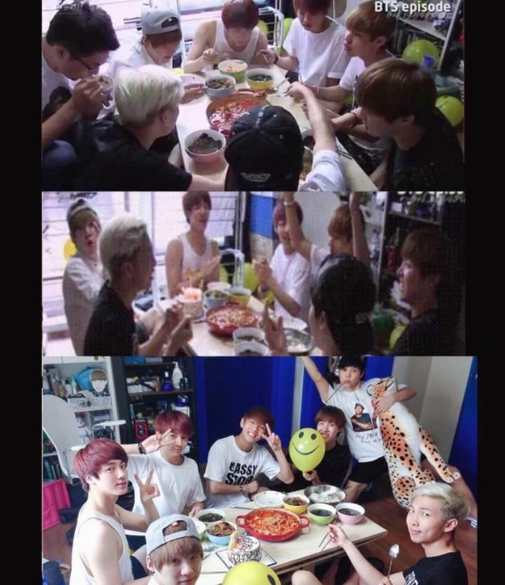 이 시점에 다시보는 신인시절 방탄소년단의 소원.jpg | 인스티즈