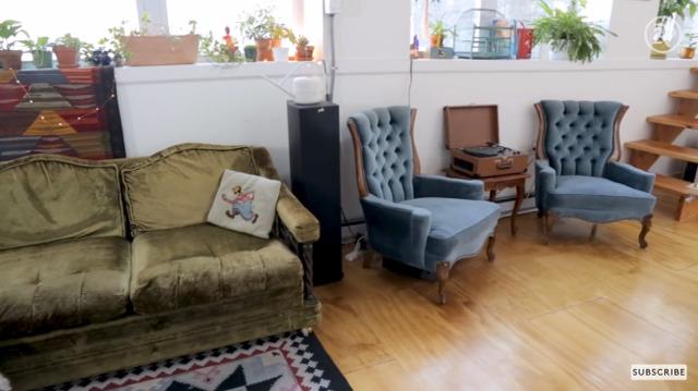 아기자기 아늑하고 예쁜 뉴욕의 월 2900달러짜리 집(움짤多) | 인스티즈