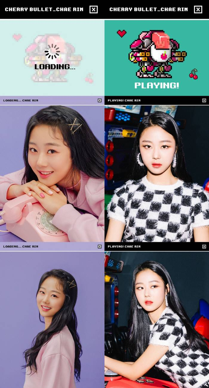 신예 체리블렛 채린·레미, 사랑스러운 매력 공개 | 인스티즈