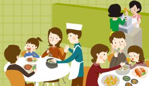 이런 경우 음식점이 책임 물어야한다 vs 손님이 돈 물어내야한다 | 인스티즈