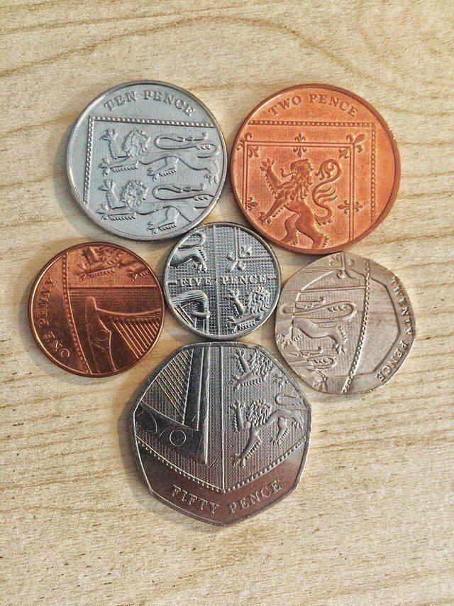 영국 동전의 비밀 | 인스티즈