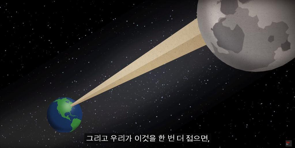 종이를 45번 접으면 달에도 닿는다.jpg | 인스티즈