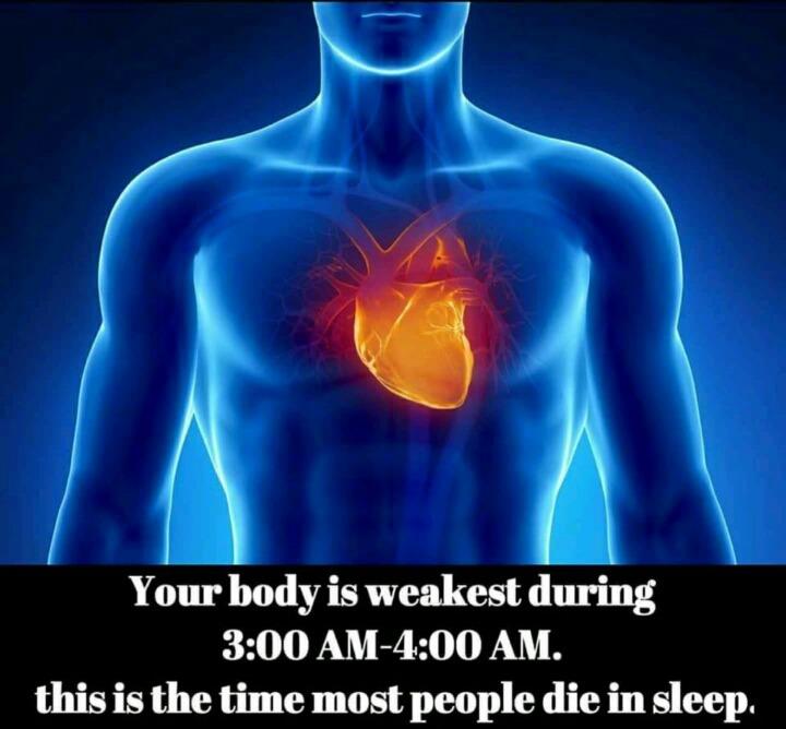 사람들이 잠자다가 가장 많이 죽는 시간대 | 인스티즈