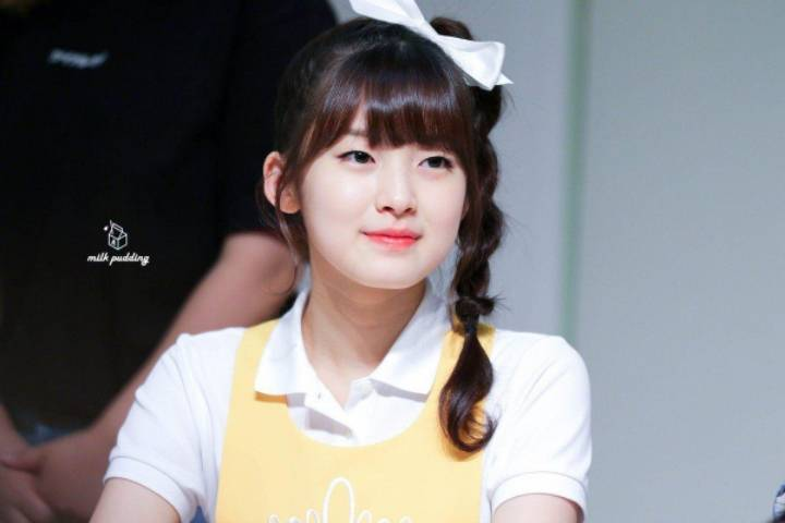 오마이걸 아린 데뷔초, 최근 비교 | 인스티즈