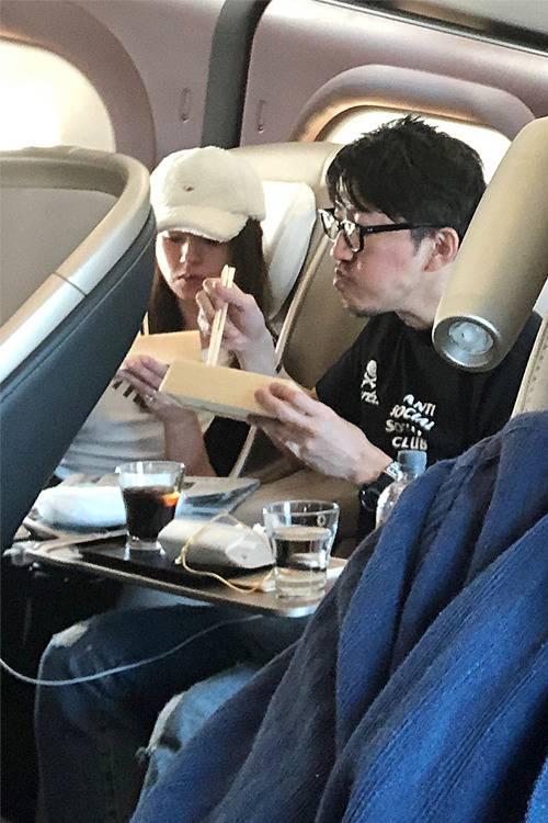 후카다 쿄코랑 열애중인 남자근황 (한국 여배우) | 인스티즈