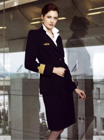 에어프랑스 승무원 유니폼 | 인스티즈