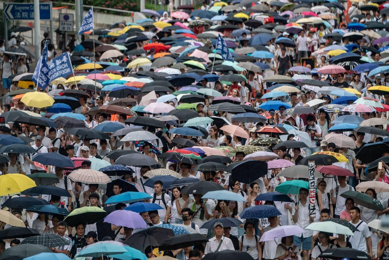 홍콩 시위 현장 사진들.jpg | 인스티즈