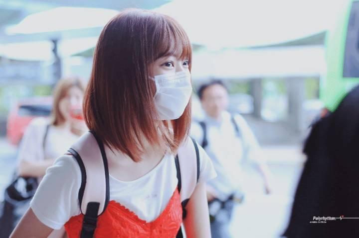 아이즈원 사쿠라가 한국화에 물든 증거.JPG | 인스티즈