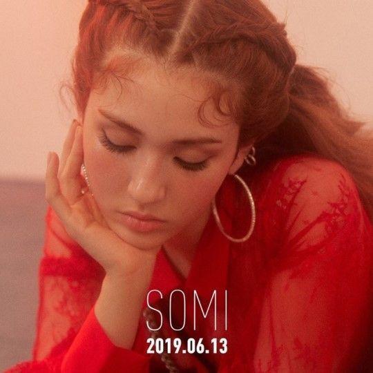 13일(목), 전소미 솔로 데뷔 앨범 발매 | 인스티즈