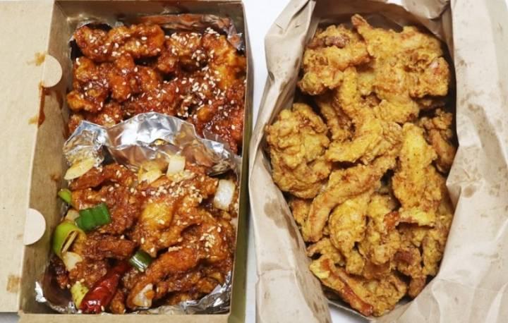 비인기라서 안유명한데 좋아하는 사람들은 좋아하는 치킨..jpg | 인스티즈