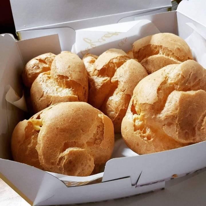 부산에서 파는 속이 꽉찬 슈크림빵...jpg   인스티즈