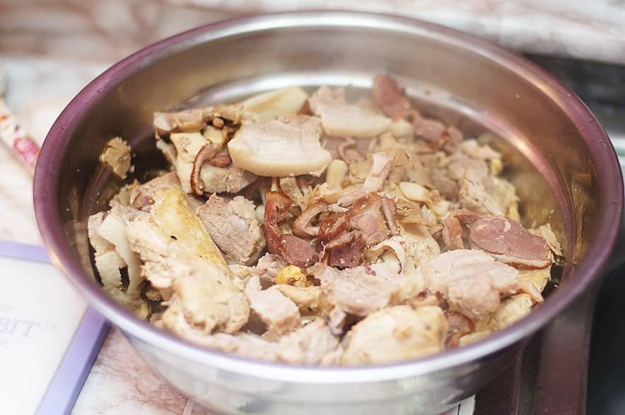 냉동실 고기로 길고양이들 밥 만들어 준 후기.JPG | 인스티즈