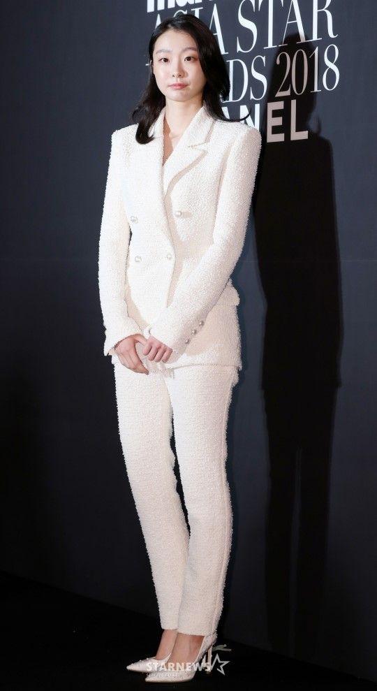 생각보다 되게 길쭉길쭉한 배우 김다미.gif | 인스티즈