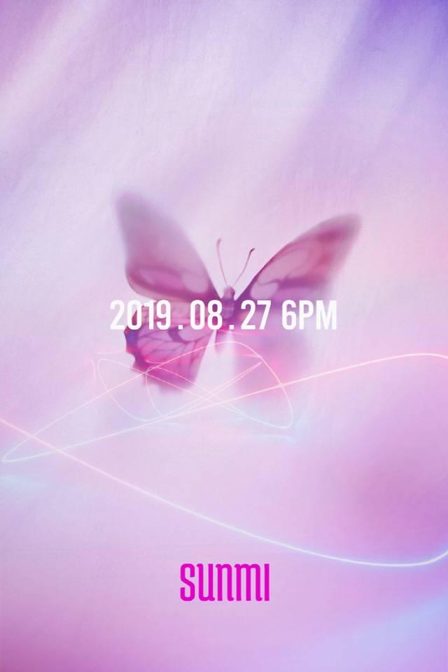 27일(화), 선미 새 앨범 발매   인스티즈