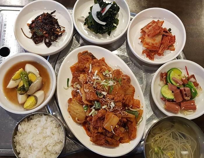 한국인들이 환장한다는 밥 스타일...JPG | 인스티즈