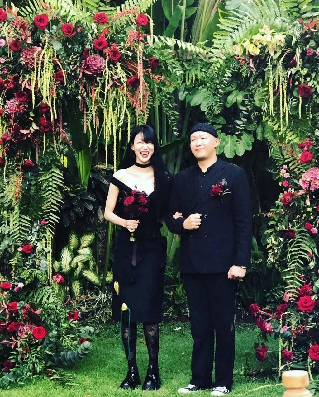 오늘 결혼한 한국 탑 모델 최소라 결혼사진   인스티즈