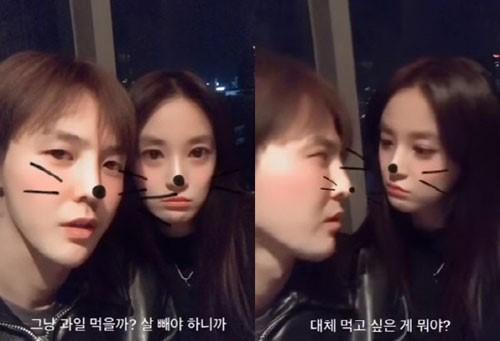 yg엔터테인먼트 소속 가수 지드래곤, 이주연과 열애설 재조명…럽스타그램 '눈길'   인스티즈