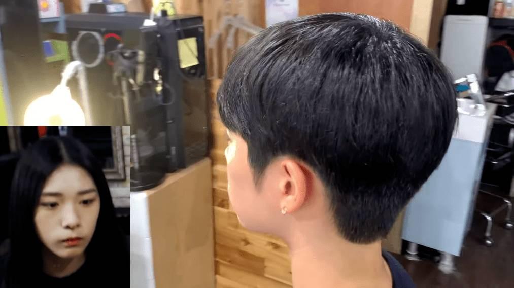 20살 여자가 긴머리 자르고 투블럭 숏컷하면 벌어지는일 | 인스티즈
