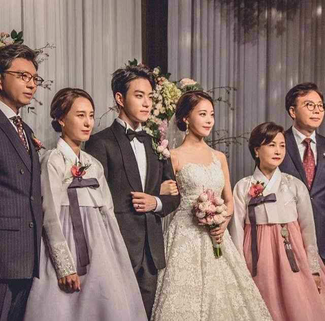 아옳이 결혼식 사진.jpg | 인스티즈