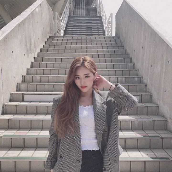프로미스나인 박지원 | 인스티즈