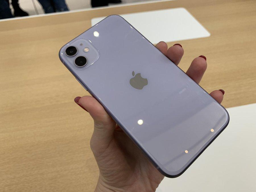 아이폰11 파스텔 색상 실물.jpg | 인스티즈