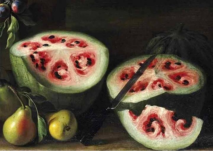 인간이 개량해서 먹는 식물들의 원래 모습.jpg | 인스티즈