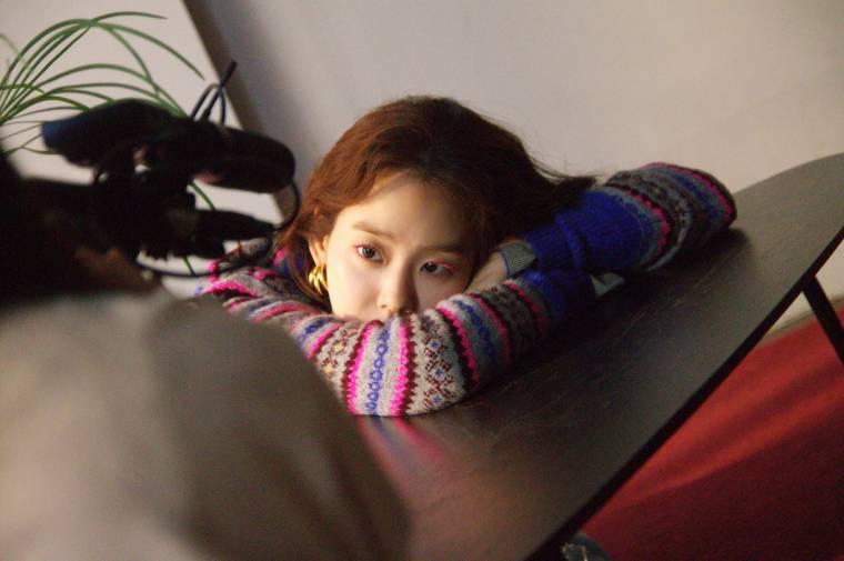 한승연 - 여성동아 10월호 화보 메이킹 | 인스티즈