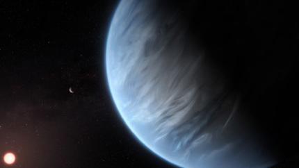 외계행성 대기서 수증기 확인, 그런데 멀어도 너무 멀다 | 인스티즈
