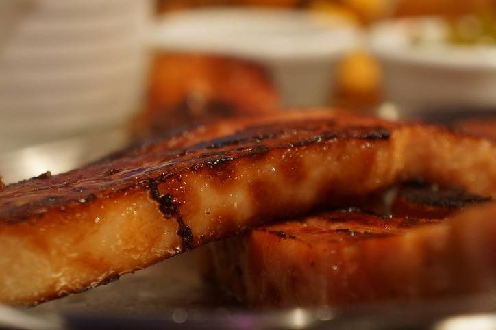 삼겹살처럼 구워먹는 베이컨..jpg | 인스티즈