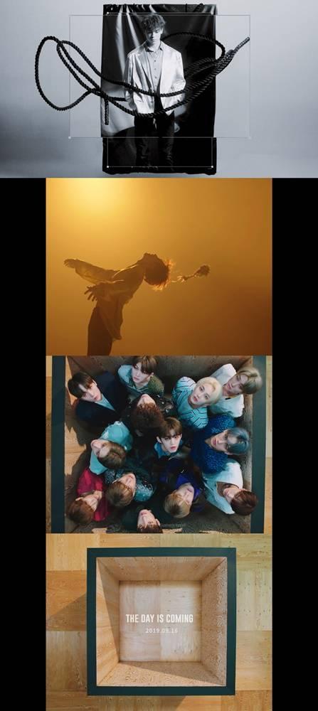 16일(월), 세븐틴 정규 앨범 'An Ode 2 : Fear' 발매 | 인스티즈
