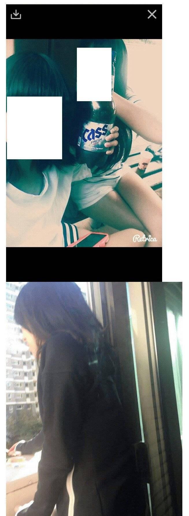 곧 데뷔할 신인 여자아이돌의 과거 ㄷㄷ.jpg   인스티즈