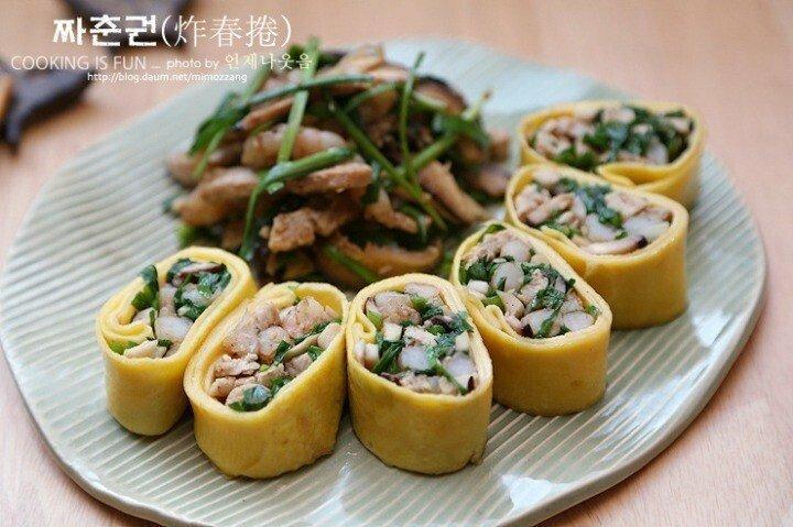 동아시아 계란말이 비교.jpg | 인스티즈