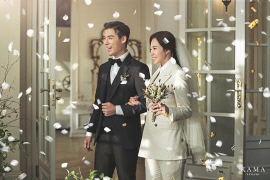 '12일 결혼' 강남♥이상화, 웨딩 화보 공개…꿀 '뚝뚝' 달달한 예비부부 | 인스티즈